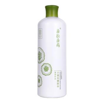 朵拉朵尚小黄瓜嫩肤水500ml质地温和清透滋润易吸收