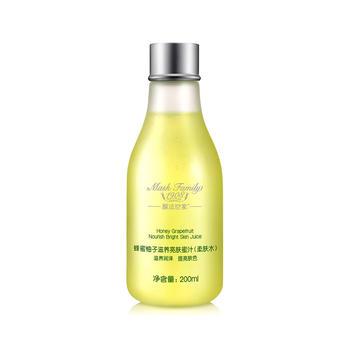 中国•膜法世家蜂蜜柚子滋养亮肤蜜汁(柔肤水)200ml