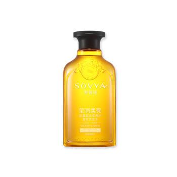 索薇娅山茶花莹润柔亮氨基酸头皮养护香氛洗发水300ml