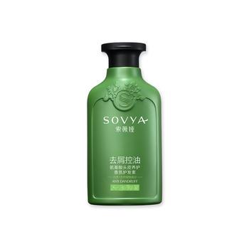 索薇娅白茶去屑控油氨基酸头皮养护香氛护发素300ml