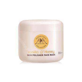 英国AA网香草蜂蜜清洁面膜100ml,清洁保持肌肤水润