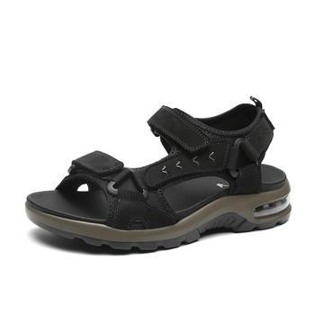花花公子凉鞋夏季潮流百搭气垫沙滩鞋
