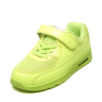 SHOEBOX/鞋柜女童休闲网面运动鞋春秋款透气防滑跑步鞋