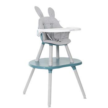 HD小龙哈彼彼蘑菇餐椅多功能宝宝吃饭儿童座椅餐椅桌