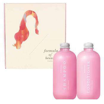 韩国formula of beauty 玛咖珑洗发水 粉红诱惑洗护套装