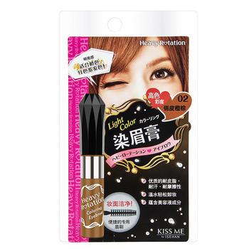 奇士美(KISS ME)染眉膏8g  新旧款随机发货