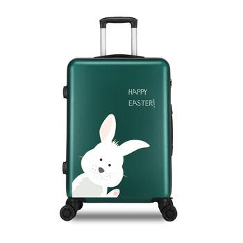 萨兰丹迪动物印花时尚拉杆箱韩版万向轮旅行箱