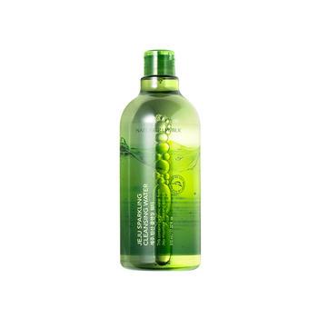 自然乐园济州碳酸免洗深层卸妆水510ml