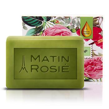 Matin Rosie/玛汀露丝手工皂绿茶精油洁面洗澡皂90G 控油