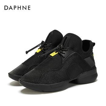 Daphne/达芙妮新款时尚个性原宿单鞋子女1018101044