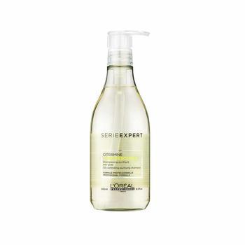 欧莱雅沙龙洗护系列净油平衡洗发水500ml