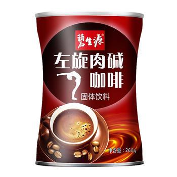 碧生源 左旋肉碱咖啡固体饮料 260g/罐