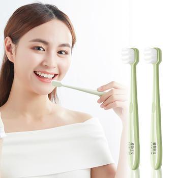 植物主义孕妇专用坐月子牙刷软毛产后一次性套装超软