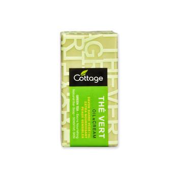 法国.悠香伊(cottage)绿茶味香皂