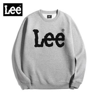 Lee男士加绒卫衣 秋冬新款长袖上衣 L347303QS9VT