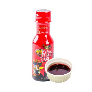 韩国三养双倍辣鸡肉味火鸡酱辣椒酱拌面酱调味酱