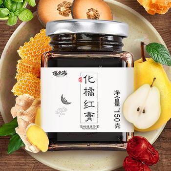 福东海 化橘红膏 化橘红蜜炼膏橘红蜜橘红膏150g/瓶