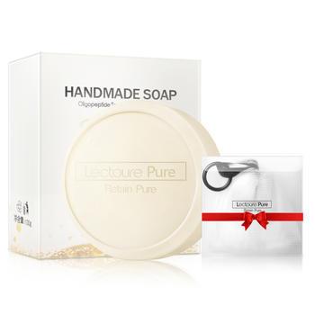黎漾海盐皂除螨皂洗脸沐浴全身面部女背部肽祛痘男硫