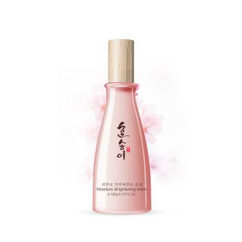 韩朵 日本樱花保湿乳补水保湿提亮粉嫩乳液