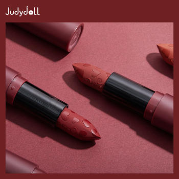 Judydoll橘朵红酒巧克力柔雾口红秋冬哑光复古保湿滋润