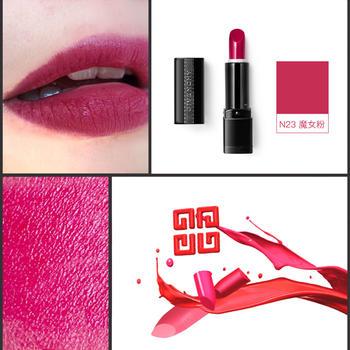 【聚美直发】法国•纪梵希(Givenchy) 禁忌之吻霓虹唇膏N23 1.3g
