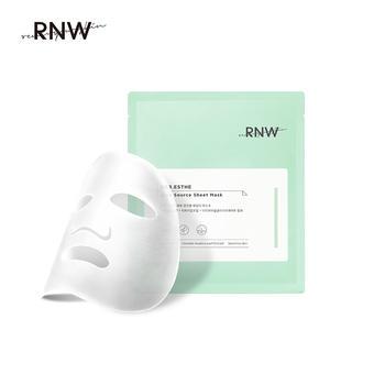 RNW韩国如薇维稳修护舒缓清痘净肤安心面膜10片/盒