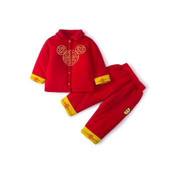 Cipango 国潮款新年服 婴幼儿年服 满月/新年/百日都可穿