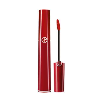 阿玛尼丝绒哑光唇釉红管6.5ml #405番茄红 浓郁饱满 哑而不干