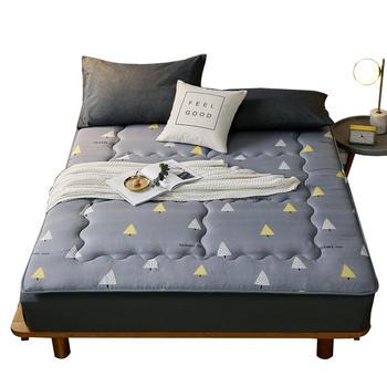 恒源祥床垫软垫宿舍单人学生床褥子垫被子加厚双人家用防滑海绵垫