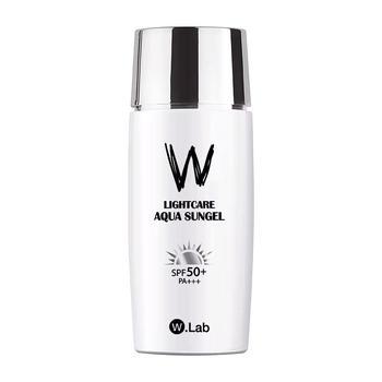 wlab水光防晒霜防紫外线隔离乳二合一清爽不油腻保湿防水