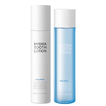 荷诺玻尿酸爽肤水260ml+玻尿酸润肤乳200ml 温和修护 水润护肤
