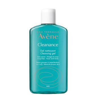 雅漾控油舒缓洁肤凝胶200ml  温和无皂基洁肤凝胶