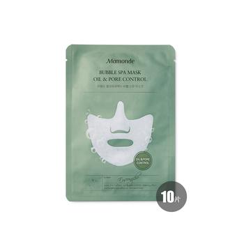 梦妆 花植研究泡泡净肤面膜 25g*10个
