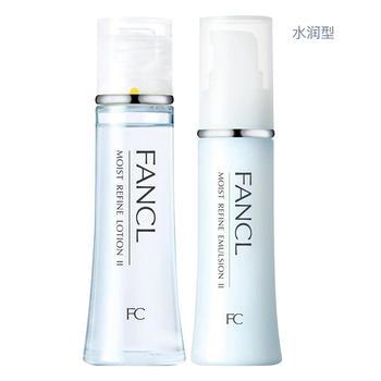 芳珂(FANCL)水乳套装水活套装-水润/滋润型