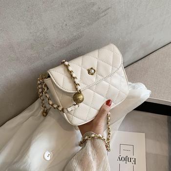 INME潮范夏季百搭网红时尚洋气流行法国小众设计质感斜挎单肩女包