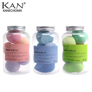 KAN干湿两用美妆蛋套装不吃粉化妆蛋海绵彩妆蛋葫芦粉扑5个装