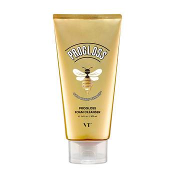 VT黄金蜜蜂蜜洗面奶女学生补水保湿洁面乳深层清洁毛孔控油男正品