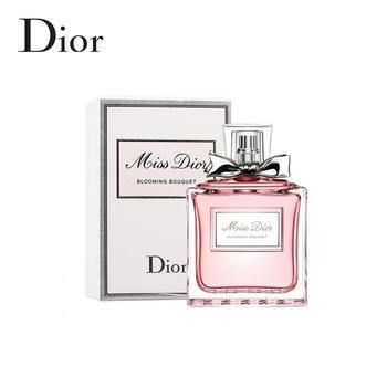 迪奥(Dior)小姐花漾淡香氛 50ml士香氛清新
