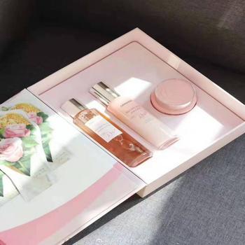 Mamonde韩国梦妆蔷薇宠爱套系产品礼盒150ml*125ml*50ml*25mlX3