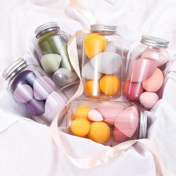 7只装美妆蛋不吃粉超巨软妖蘑菇头制粉扑海绵彩妆化妆蛋