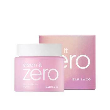 芭妮兰zero净柔卸妆膏100ml 温和深层清洁脸部卸妆乳霜