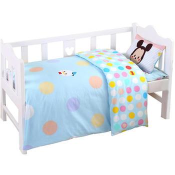 迪士尼六件套纯棉宝宝幼儿园床品