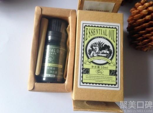 我是 功效/小小茶树功效多咧~ / 评价AFU阿芙茶树精油 1/44KB...