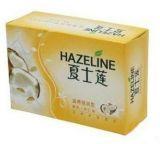 夏士莲(HAZELINE)Hazeline滋养倍润型香皂(椰乳+杏仁油)