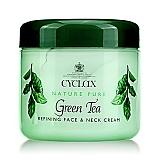 赛可莱思自然纯净绿茶面部与颈部霜 300ml