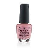 OPI指甲油 A06 浪漫公主系列-珠光浅水粉色 15ml