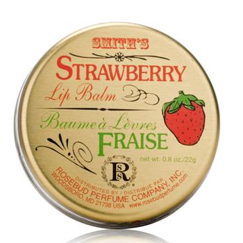 Rosebud Smiths草莓花蕾膏 22g