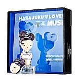 原宿音乐娃娃套盒(香水30ml+香膏1.2g)