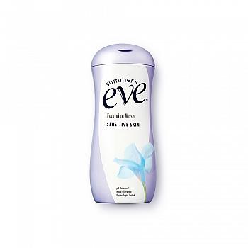 美国•夏依Summer's Eve女性专用洗液(敏感肌肤)237ml