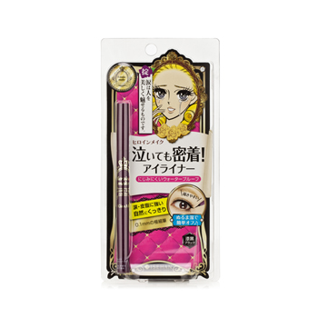 kiss me奇士美0.1mm防泪皮脂眼线液笔新包装超黑 0.4ml